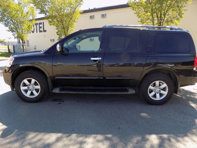 Picture of 2012 Nissan Armada SV 4WD, gallery_worthy