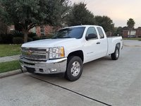Picture of 2012 Chevrolet Silverado 1500 LT Ext. Cab LB 4WD, exterior, gallery_worthy