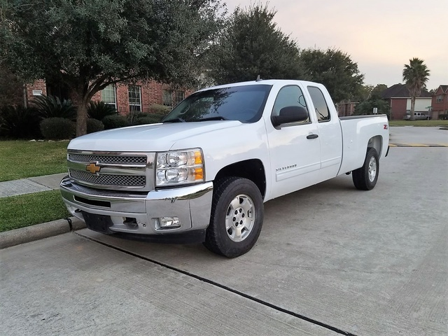 Picture of 2012 Chevrolet Silverado 1500 LT Ext. Cab LB 4WD