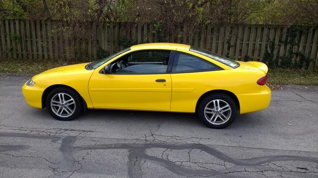 Chevrolet Cavalier Ls Coupe Pic X
