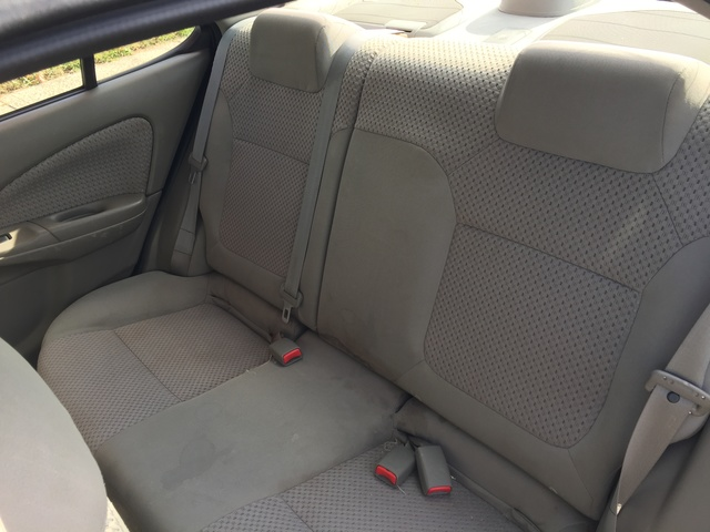Picture Of 2004 Nissan Sentra 2.5 S, Interior, Gallery_worthy