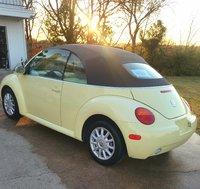 Picture of 2005 Volkswagen Beetle Dark Flint Edition Convertible, exterior, gallery_worthy