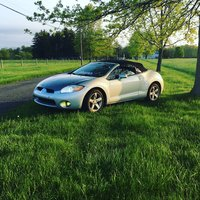 Picture of 2008 Mitsubishi Eclipse Spyder GS, gallery_worthy