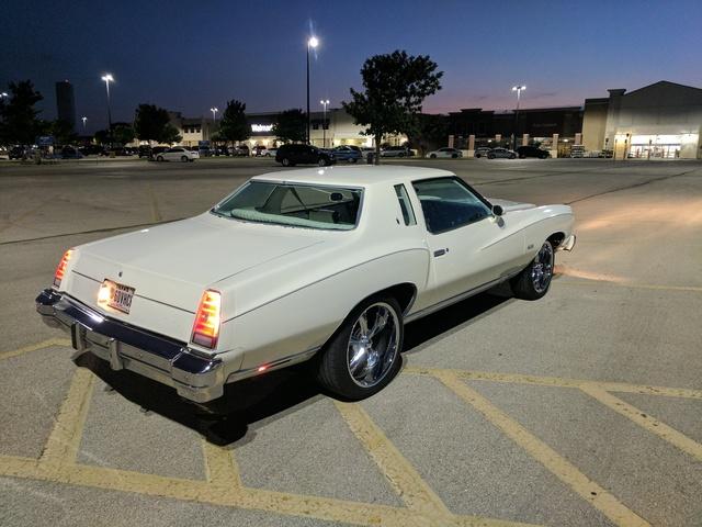 2002 Monte Carlo Ss Review >> 1976 Chevrolet Monte Carlo - User Reviews - CarGurus