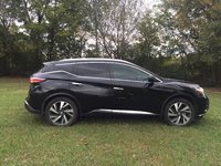 Picture of 2015 Nissan Murano Platinum, exterior, gallery_worthy