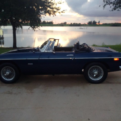 Picture of 1978 MG MGB Roadster