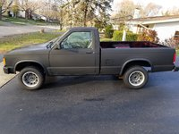 Picture of 1993 GMC Sonoma 2 Dr SLE Standard Cab SB, exterior, gallery_worthy