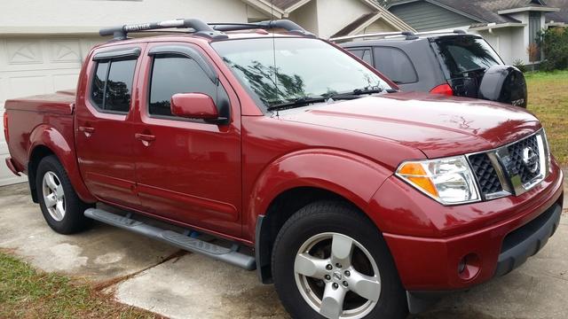 2000 Nissan Frontier Se Crew Cab Reviews >> 2006 Nissan Frontier - Pictures - CarGurus