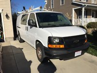 Picture of 2009 Chevrolet Express Cargo G2500, gallery_worthy