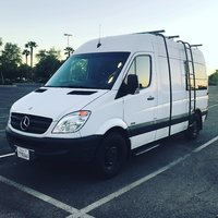 Picture of 2013 Mercedes-Benz Sprinter Cargo 2500 144 WB Cargo Van, gallery_worthy