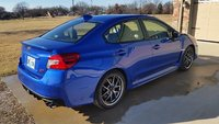 Picture of 2017 Subaru WRX STI Limited with Low Profile Spoiler, exterior, gallery_worthy