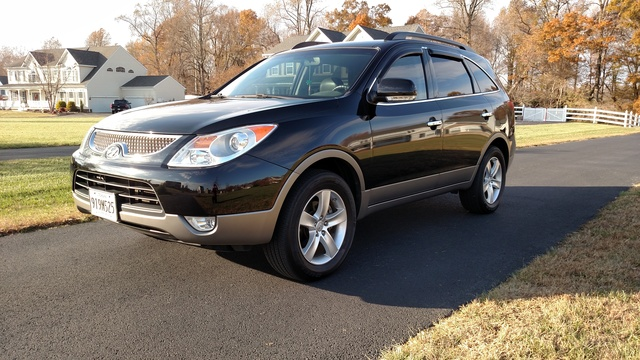 Picture of 2011 Hyundai Veracruz Limited AWD, gallery_worthy