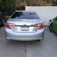 Picture of 2013 Toyota Camry Hybrid XLE, gallery_worthy