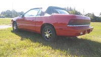 Picture of 1992 Chrysler Le Baron Base Convertible, gallery_worthy