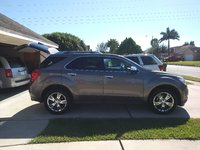 Picture of 2012 Chevrolet Equinox LTZ AWD, gallery_worthy