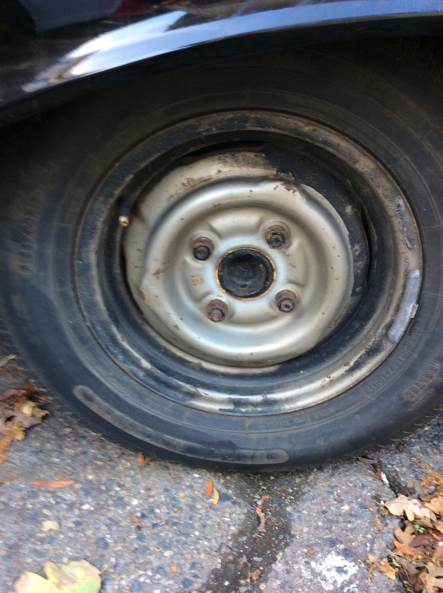 Ford Falcon Questions - How do I know what size the wheels
