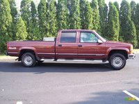 Picture of 1998 Chevrolet C/K 3500 Cheyenne Crew Cab LB 4WD, gallery_worthy