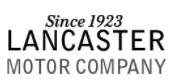 Lancaster Motor Company logo