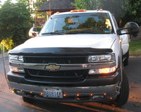 Picture of 2002 Chevrolet Silverado 3500 LT Extended Cab LB DRW 4WD, gallery_worthy