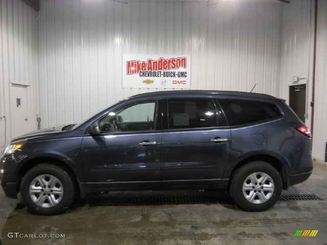 Picture of 2013 Chevrolet Traverse LS AWD, gallery_worthy
