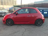 Picture of 2015 FIAT 500 Abarth Convertible, gallery_worthy