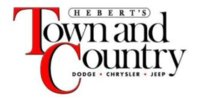 Hebert's Town & Country logo