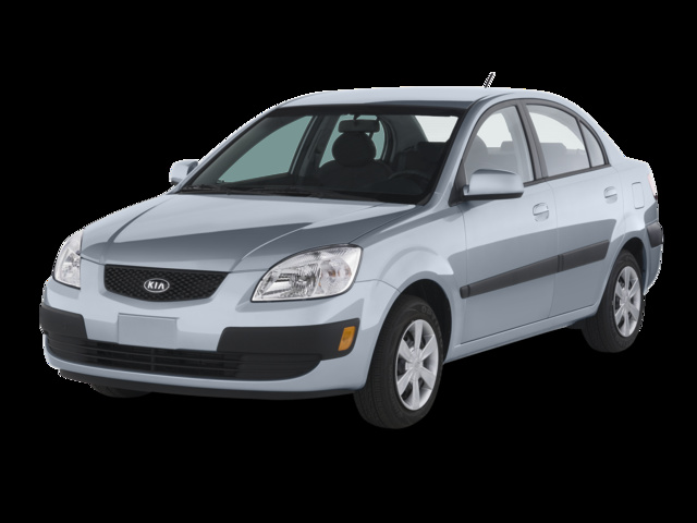 Picture of 2008 Kia Rio LX, gallery_worthy