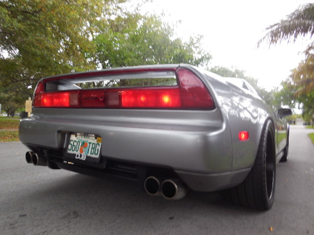 Picture of 1998 Acura NSX T RWD