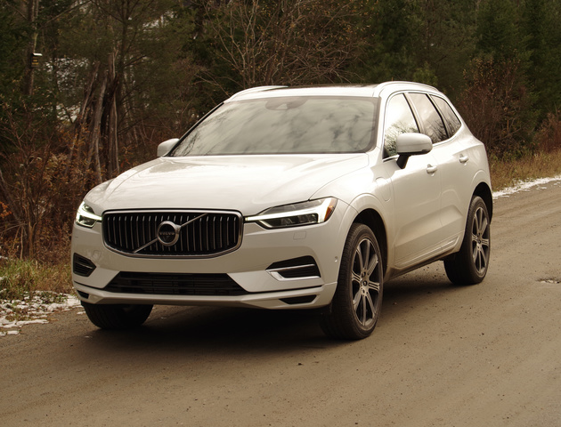 Another view of the 2018 Volvo XC60