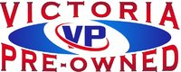 Victoria Pre-Owned logo