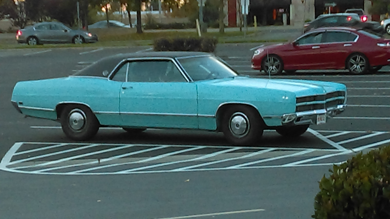 Ford LTD Questions - How to identify what type of motor you have ...