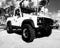 Picture of 1984 Land Rover Defender Ninety, exterior, gallery_worthy
