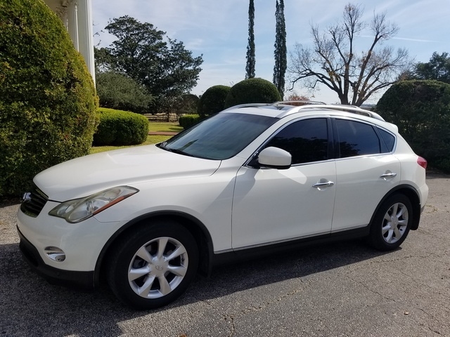 Picture of 2009 INFINITI EX35 Journey AWD, exterior, gallery_worthy