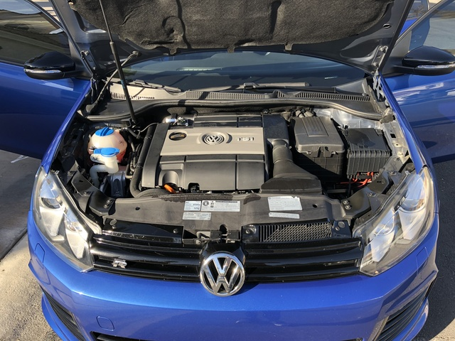 Picture of 2013 Volkswagen Golf R 4 Door w/ Sunroof and Nav, engine, gallery_worthy