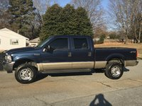 Picture of 2001 Ford F-350 Super Duty Lariat Crew Cab SB 4WD, exterior, gallery_worthy