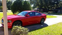 Picture of 2015 Dodge Charger Rallye AWD, exterior, gallery_worthy