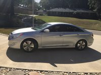 Picture of 2013 Hyundai Sonata Hybrid Limited FWD, gallery_worthy
