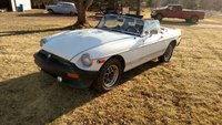 1979 MG MGB Limited Edition Convertible, Left Front, gallery_worthy