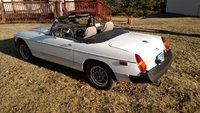 1979 MG MGB Limited Edition Convertible, Left Rear, gallery_worthy