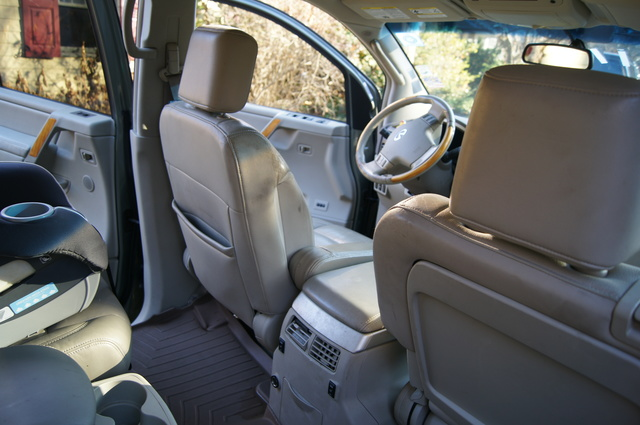 Picture of 2004 INFINITI QX56 4 Dr STD 4WD SUV, gallery_worthy