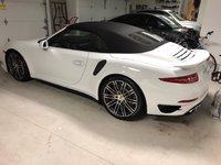 Picture of 2016 Porsche 911 Turbo AWD Cabriolet, gallery_worthy