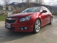 Picture of 2014 Chevrolet Cruze LTZ, gallery_worthy