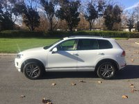 Picture of 2016 Volkswagen Touareg TDI Lux, exterior, gallery_worthy