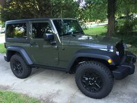 Picture of 2016 Jeep Wrangler Willys Wheeler W, gallery_worthy