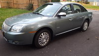 Picture of 2008 Mercury Sable Base AWD, exterior, gallery_worthy