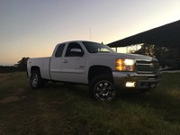 Picture of 2012 Chevrolet Silverado 1500 LT Ext. Cab 4WD, gallery_worthy