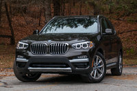 2018 BMW X3 Picture Gallery