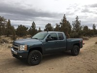 Picture of 2010 Chevrolet Silverado 1500 LT1 Ext. Cab 4WD, gallery_worthy