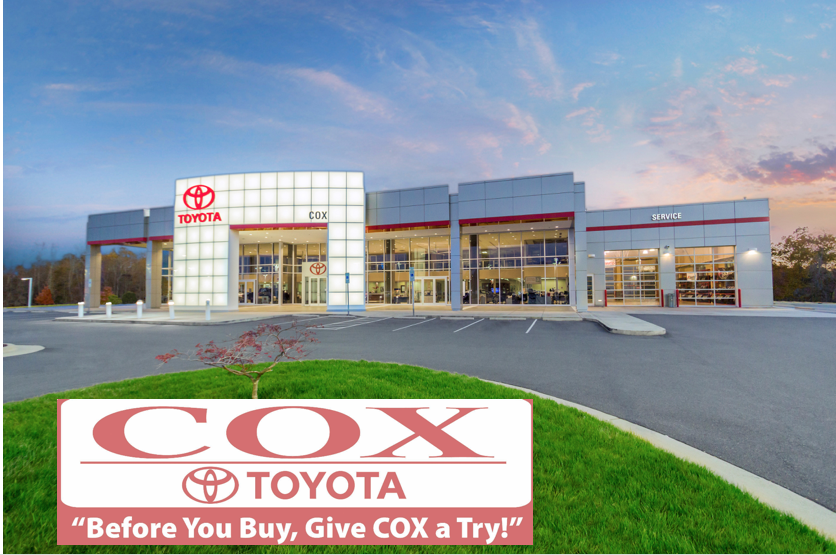 cox toyota burlington nc read consumer reviews browse used and new cars for sale. Black Bedroom Furniture Sets. Home Design Ideas
