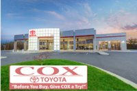 Cox Toyota logo
